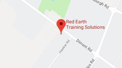 Red Earth Training Solutions - Adelaide Training | Map